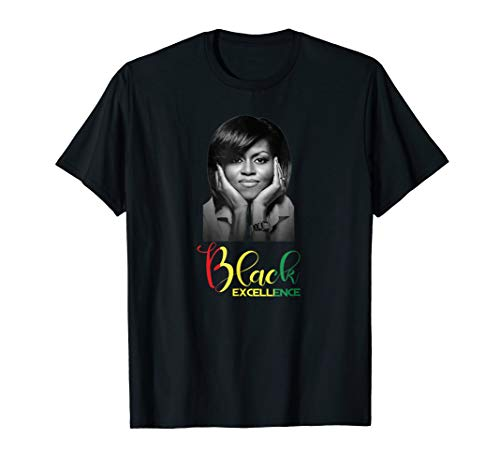 Michelle Obama Black Excellence Black history Month Shirt