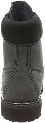 Timberland 6inch Premium Boots Waterproof Dark Grey CA1M2M