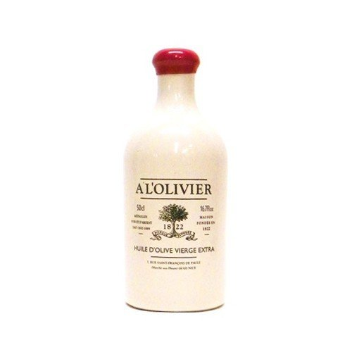 A L'Olivier Extra Virgin Olive Oil, 16.9-Ounce Crock