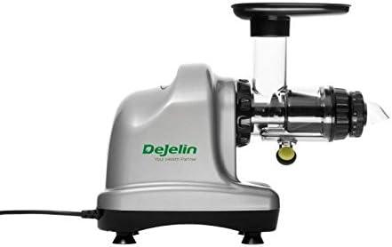 Dejelin sljh115 extractor de zumo horizontal con accesorio para ...