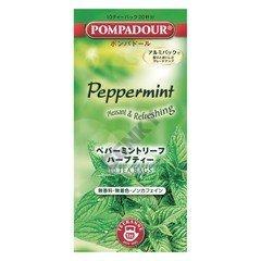 (Japan green tea Center Co., Ltd. Pompadour peppermint leaf 2.25g * 10 bags)