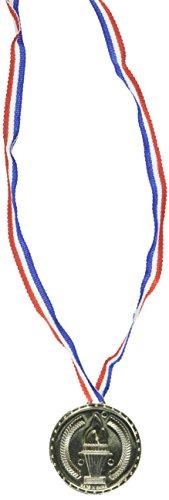 (Avner-Toys SUPRIGO Gold Coated Medals, 2-Inch, 12)
