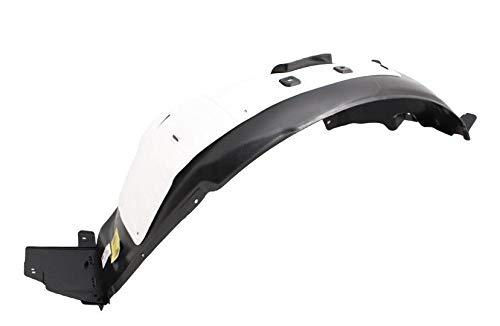 KA Depot for Chevy Cruze 2011-2016 95472793 GM1248226 Front Driver Left Side Fender Liner Inner Panel Plastic Guard Shield -