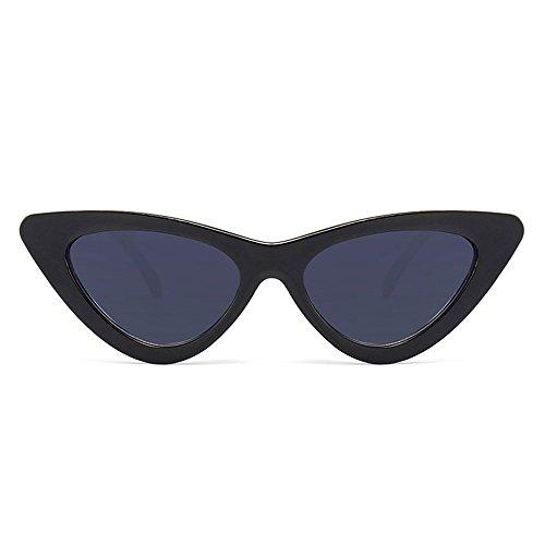 Fdrirect Unisex Womens Mens Retro Vintage Cat Eye Round Glasses Fashion Sunglasses New - Au Sunglasses