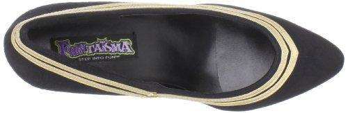 Funtasma - zapatos de tacón mujer multicolor - Black/Gold