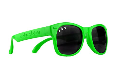 Roshambo Baby Shades, Polarized Slimer (Sunglasses Toddler Prescription)