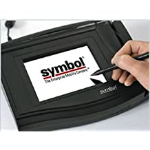 Refurbished- Symbol PD8500 Pos Signature Pad Checkout Touch Screen Card Reader Serial/USB/Ethernet Win CE Net (Unit Only) PD8500CA0DDPUC220