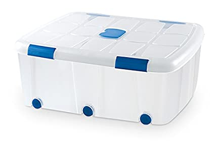 Plastic Forte - Caja de ordenación n 15 100 litros
