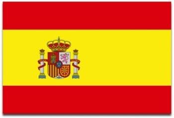 España español Banner Bandera Nacional 5 x 91,44 cm: Amazon.es: Deportes y aire libre