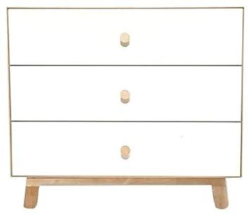 Amazon.com: Oeuf Merlin Sparrow Dresser – Abedul/blanco (2 ...