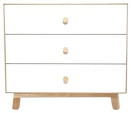 Oeuf Merlin Sparrow Dresser - Birch/White (2 of 2)