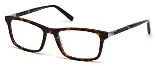 Eyeglasses Montblanc MB 540 MB0540 052 dark - Blanc For Mont Eyeglasses Men