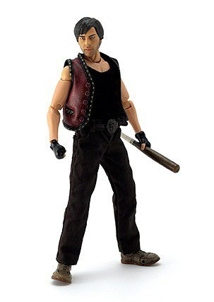 Mezco Toyz Warriors 9 Inch Deluxe Series 1 Cloth Outfit Figu