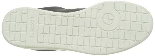 Lacoste Herren Carnaby Evo Easy 319 1 SMA Sneaker, Schwarz (Black/Offwhite 454), 43 EU 4