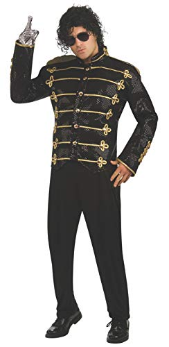 Rubie's Michael Jackson Military Jacket Adult Deluxe Costume -