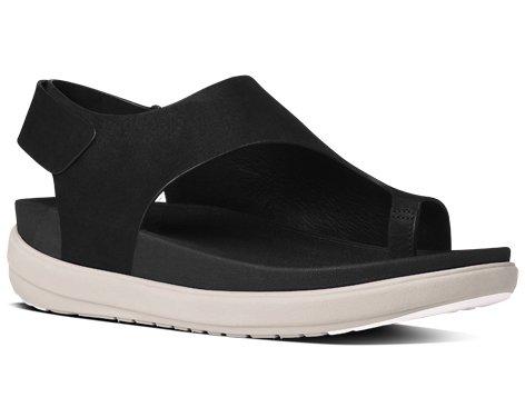 FitFlop Women's Loosh Black - Size 8