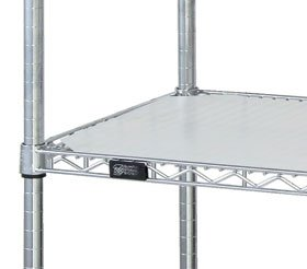Review Quantum Storage Systems 1860SM Inlay Mat for Wire Shelving Units, By Quantum Storage Systems by Quantum Storage Systems