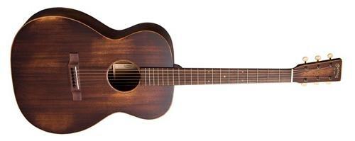 Martin StreetMaster 000-15M Acoustic Guitar Natural - Martin 15 Series