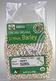 Agribosco Organic Italian 10 Minute Barley – 8.8 Oz (Case of 12)