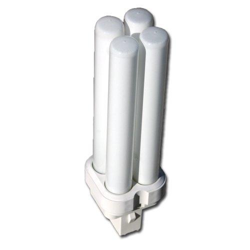 CFQ28W850 28w quad tube 2 pin 5000k GX32d-3 base CFL lamp ()