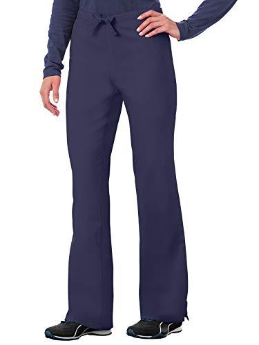 White Swan Fundamentals 14712 Women's Professional Scrub Pant Navy L