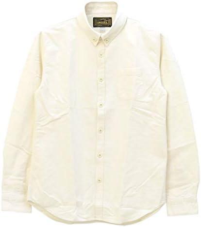 [オルゲイユ] クラシックボタンダウンシャツ OR-5035A メンズ 日本製 長袖