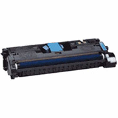 WORLDS OF CARTRIDGES Remanufactured Toner Cartridge Replacement for HP C9701A (121A) / HP Q3961A (122A) (Cyan) for Use in Color Laserjet 1500/2500 / 2550/2800 / 2820/2830 / 2840