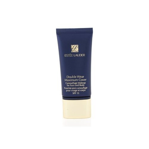 Exclusive Make Up Product By Estee Lauder Double Wear Maximum Cover Camouflage Make Up (Face & Body) SPF15 - #05 Creamy Tan 30ml/1oz