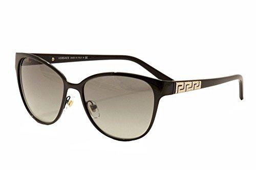 Versace VE2147B 100911 Black VE2147B Cats Eyes Sunglasses Lens Category 2 - Sunglasses 2013 Versace