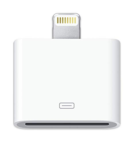 Apple Lightning to 30-pin Adapter (Iphone 5 Converter Adapter)