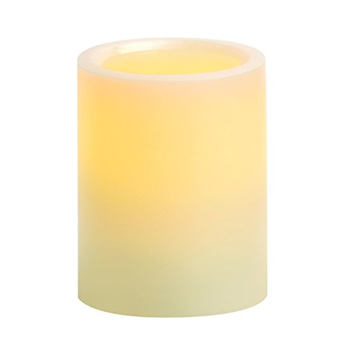 Candle Impressions CAT64400CR01 4-Inch Smooth Flameless C...