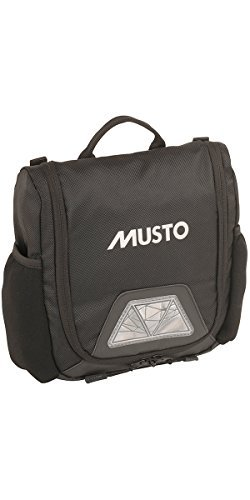 Musto Evolution Wash Bag BLACK AE0450 by Musto