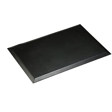 Imprint® CumulusPRO Commercial Grade Standing Desk Anti-Fatigue Mat 24 in. x 36 in. x 3/4 in. Black