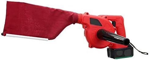 188VF sans fil du ventilateur, 21000R / min de poche sans fil souffleuse poussière Sweeper Aspirateurs 28500Mah Li-ion