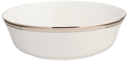 Lenox Murray Hill Platinum Banded Bone China All Purpose ()