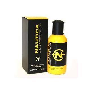Nautica Competition Cologne by Nautica for Men. Eau De Toilette Spray 4.2 Oz Yellow Bottle View Image