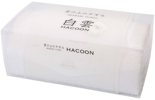 Baiyun (HACOON) bath towel Boxed Gift (japan import)