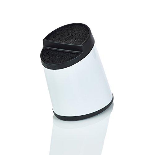 Kapoosh Rondelle Knife Block White product image