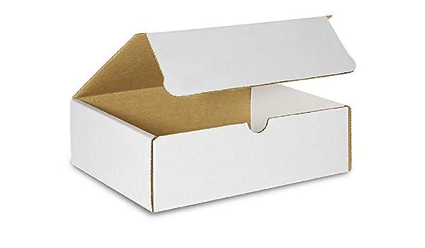 Amiff - Mailers de cartón corrugado (11,125 x 8,75 x 2,31 cm ...