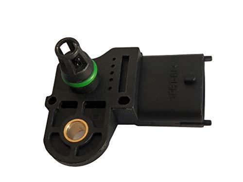 (MAP006 Manifold Absolute Pressure MAP Sensor OE#73503657,163639,504088431 for Alfa Romeo,Fiat,Ford,Honda,Opel,Lanci,Renault,SAAB,Vauxh,Mazda,Vauxhall,Volvo…)