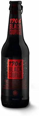 Estrella Galicia Black Coupage 33cl PACK DE 6 BOTELLINES