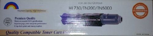 Quality Compatible Toner Cartridge for Brother HL730/TN200/TN5000 Brother Tn5000 Compatible Toner