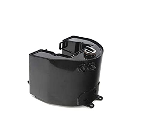 V-Twin 40-0996 Replica Black Oil Tank - V-twin Motorcycle Parts