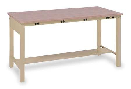 Workbench, 60Wx30Dx37 in. H