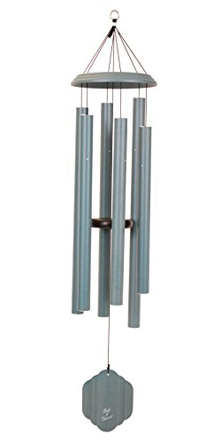 Bells of Vienna 44-inch Windchime, Patina Green by Bells of Vienna (Image #1)