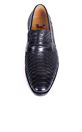 Nbwe Uomini Personalizzati Scarpe Da Sera In Pelle Di Serpente Scarpe Fatte A Mano Scarpe Di Cuoio Per Matrimoni Business Banchetti Scarpe Nere