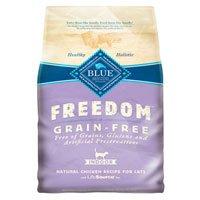 Blue Buffalo Freedom Indoor Cat Dry Food – 11 lb bag, My Pet Supplies