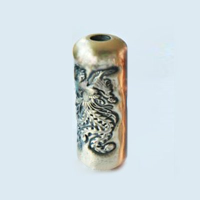 1 Phoenix Empaistic Copper Tattoo Grip - Tattoo Machine Supply-