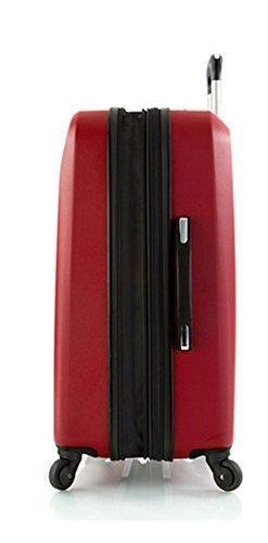 Heys - Core Delta Rot Trolley mit 4 Rollen Klein