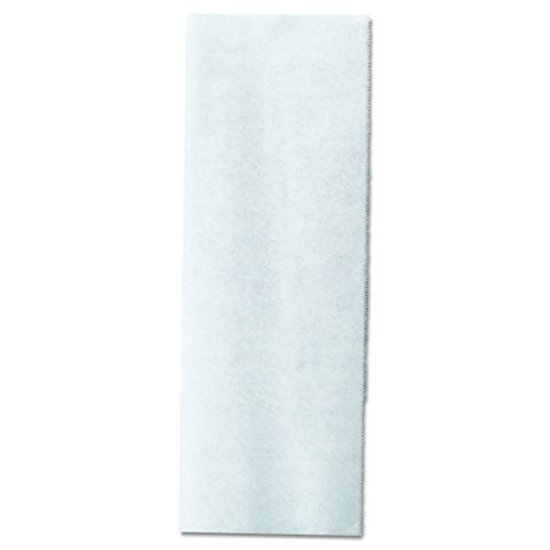 Marcal 5294 Eco-Pac Interfolded Dry Wax Paper, 15 x 10 3/4, White, Pack of 500 (Case of 12 - Wrap Interfolded Dry Wax